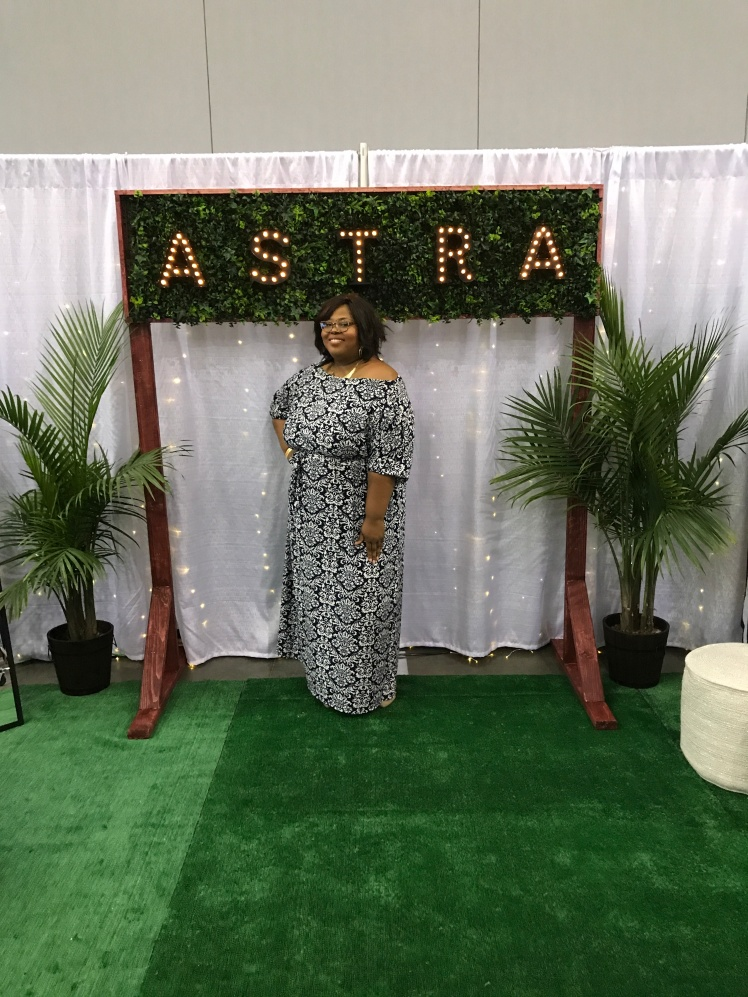 Atra Signature, from Crystal of Sometimes Glam was a big hit at the TCF Style Expo