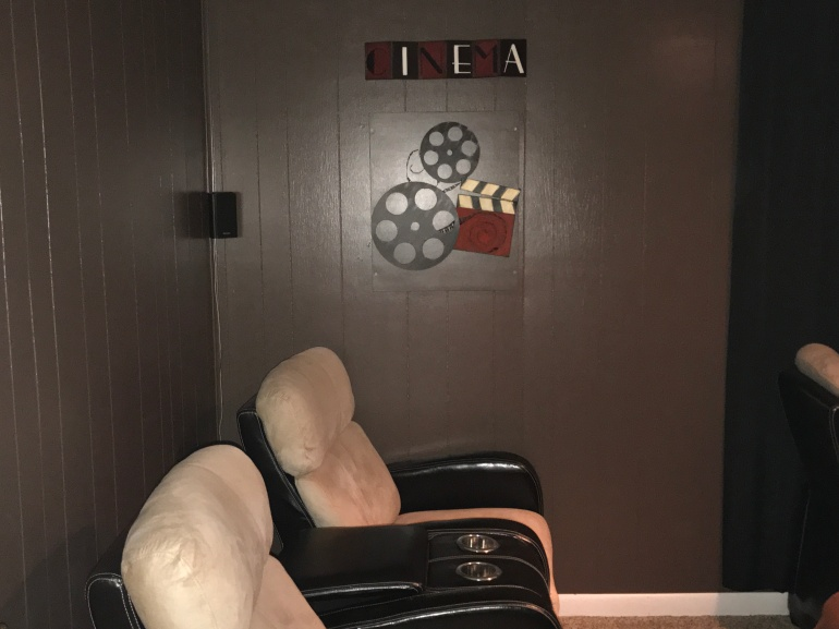 Airbnbs offer home theatres, pools and other amenities. My location was welcoming to black people. http://FinesseCurves.com