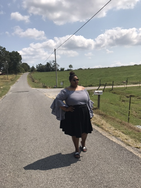 Black people like country, too. Airbnb provided the perfect country living, farmhouse getaway. http://FinesseCurves.com