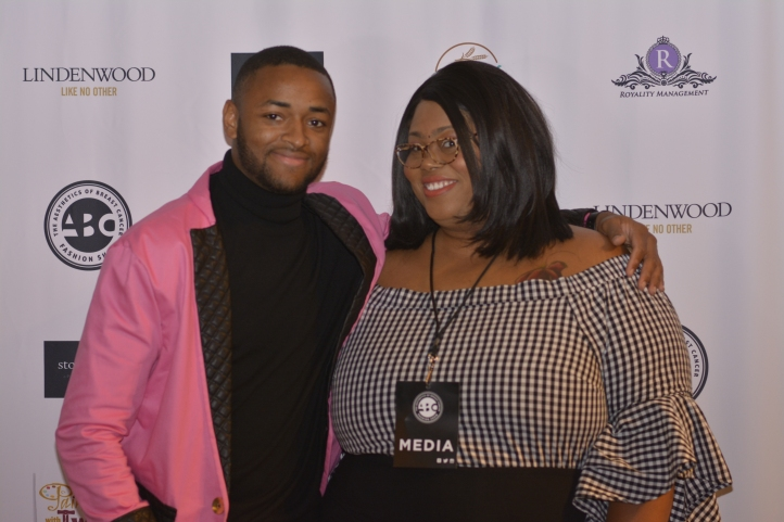 http://FinesseCurves.com Breast Cancer Awareness with SMGA Media Group, Lindenwood University and Jermell Keys of ABC Fashion Shows