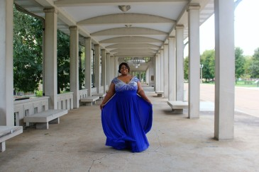 http://finessecurves.com Sydney's Closet had plus size formal wear up to size 40. Their dresses are perfect for prom, homecoming,weddings, bridesmaids, pageants or any formal event.