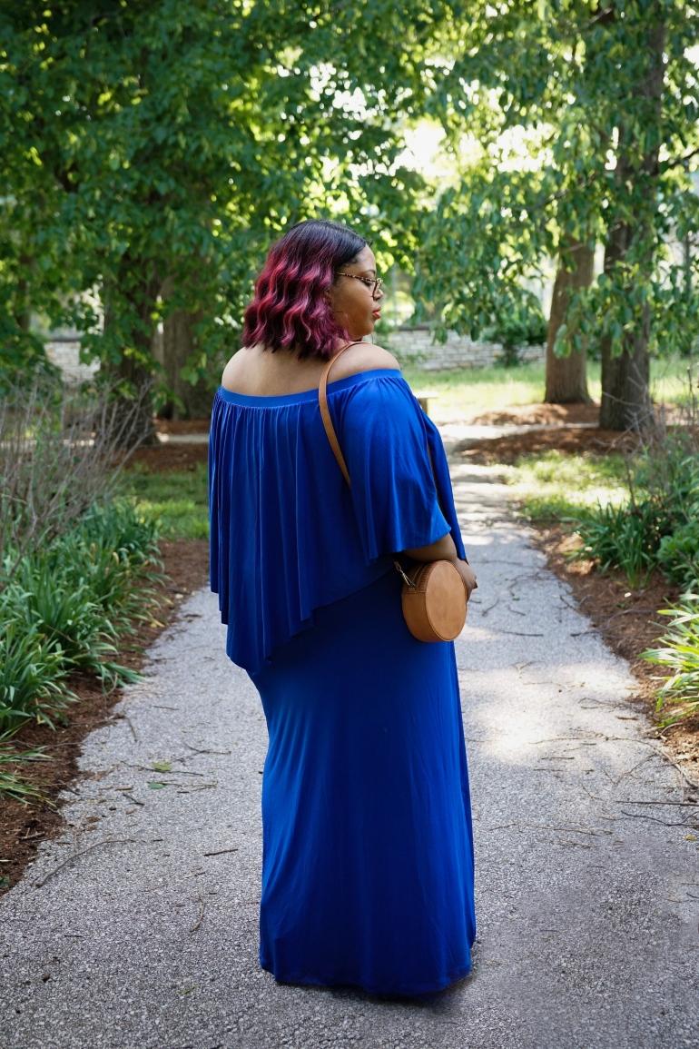 http://finessecurves.com americana style, holiday dress, greek goddess dress, maxi dress sale, plus size maxi dress, gender reveal dress, baby shower dress, boy baby shower dress, goddess dress, cheap maxi dress, wedding dress, bridesmaid dress, cobalt blue dress, lacquer earrings