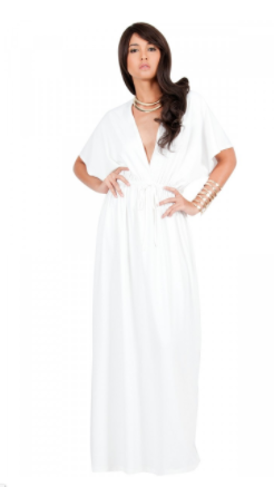 3 Plus Size All-White Party Looks – FinesseCurves